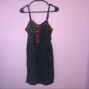 Maurices size 7/8 polka dot dress